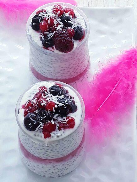 pudding-fruits-rouges-sans-lactose